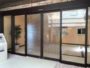 事務所ビル入口ラプラージュ総合法務事務所(プレジオ神戸ウェスト302号)